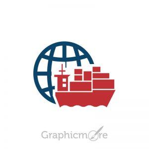 Global Distribution Icon
