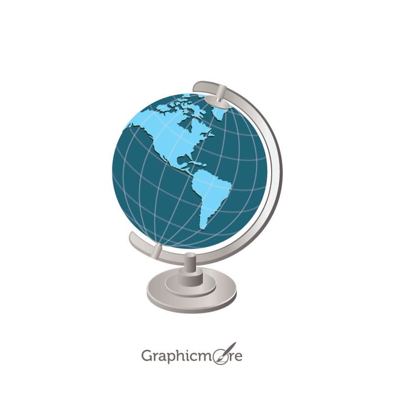 Globe Free Vector
