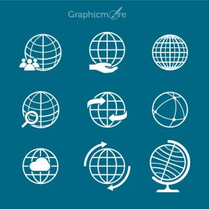Globe Icons Collection