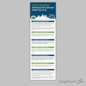 Professional Steps Infographic Design