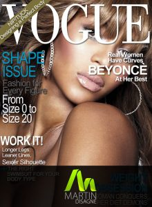 Free Magazine Cover Page Psd Design