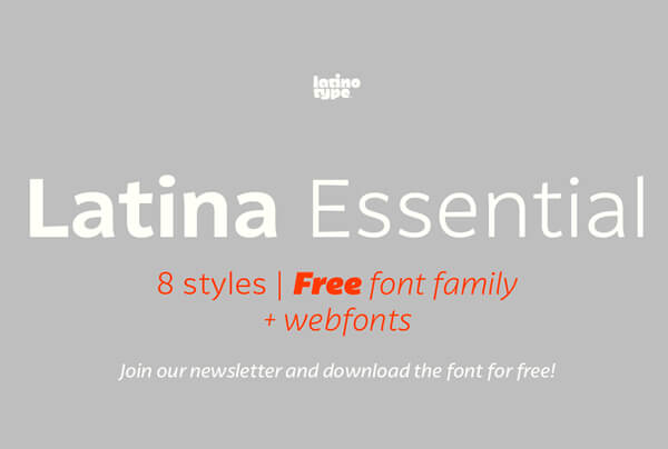 100 Best Free Fonts (2018 Update)