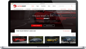 AutosMart theme