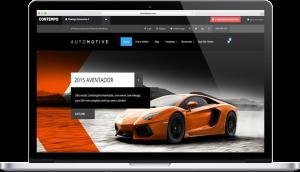 WP Automotive Pro 2 theme