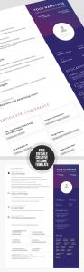 Free Fully Editable Creative Resume Template