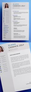 Free Clean And Professional Resume